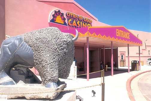 Cities Of Gold Casino