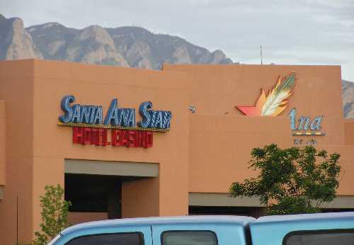 Santa ana star casino craps