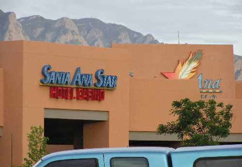 Santa ana casino new mexico casinos counsel bluffs iowa