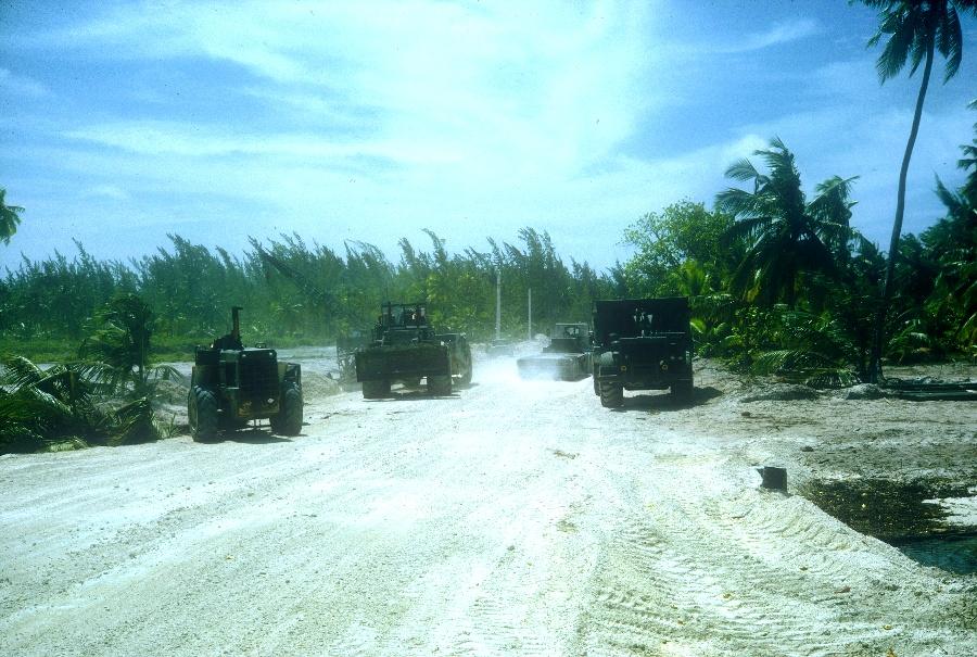 1986 War Stories from Diego Garcia, BIOT