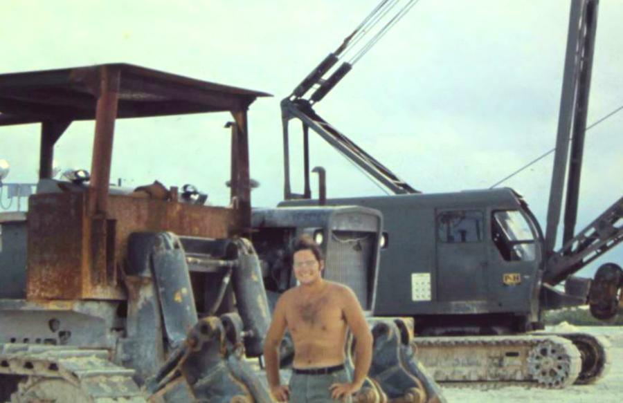 1971 War Stories from Diego Garcia, BIOT
