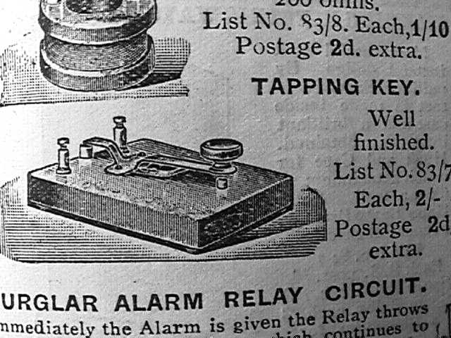 Sparks Telegraph Key Review